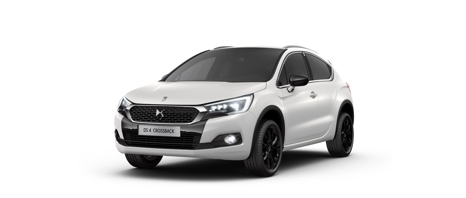 DS 4 - Pearl White