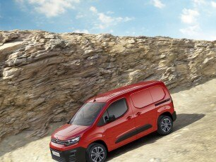 New Citroën Berlingo Furgón